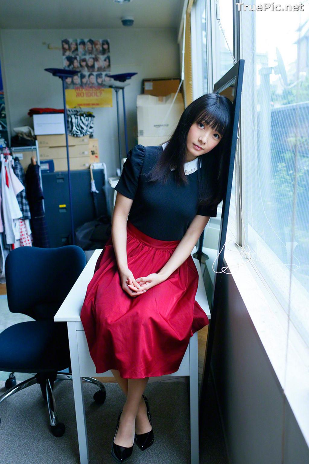 Image Wanibooks No.137 – Japanese Idol Singer and Actress – Erika Tonooka - TruePic.net - Picture-2
