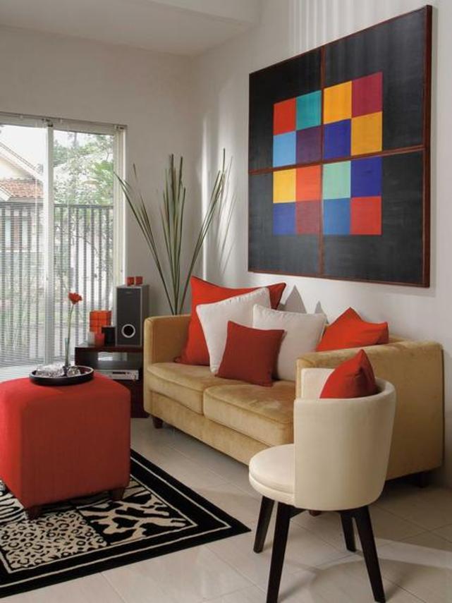 cara mudah membuat desain ruang tamu minimalis yang mewah