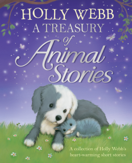 A Treasury of Animal Stories by Holly Webb #Review