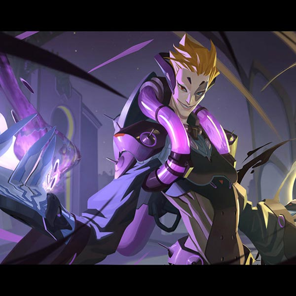 Surrender To My Will - Overwatch Wallpaper Engine