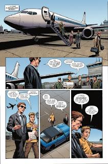 Primeras páginas de Marvel: Extreme Carnage Alpha #1