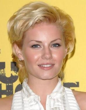 gaya rambut pendek ikal perempuan 2007