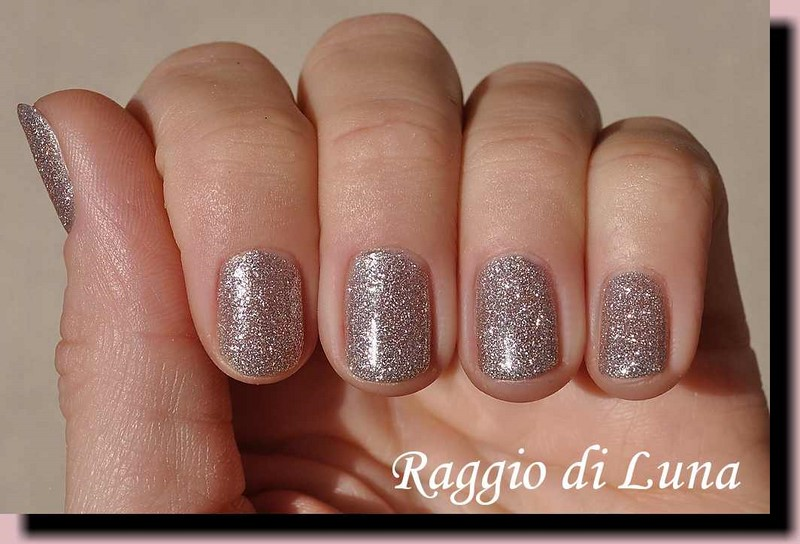 Raggio di Luna Nails: Kiko Colour Glitter Nail Lacquer n° 01 ...
