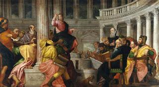 El Hallazgo de Jesús en el Templo