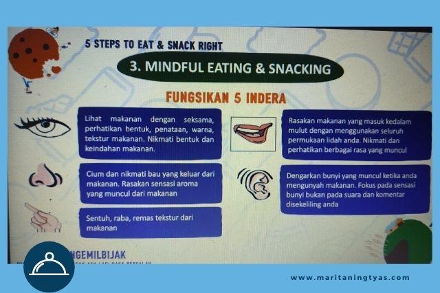 tips tata cara makan dengan penuh mindfullness