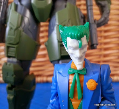 SpruKits the original comic book The Joker and Halo Masterchief