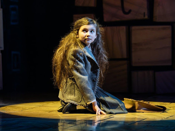Matilda the Musical, Cambridge Theatre | Review