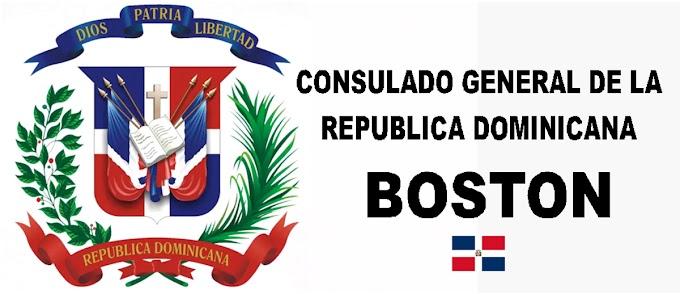 Consulado dominicano en Boston cesa actividades por coronavirus y pide acogerse a medidas precautorias