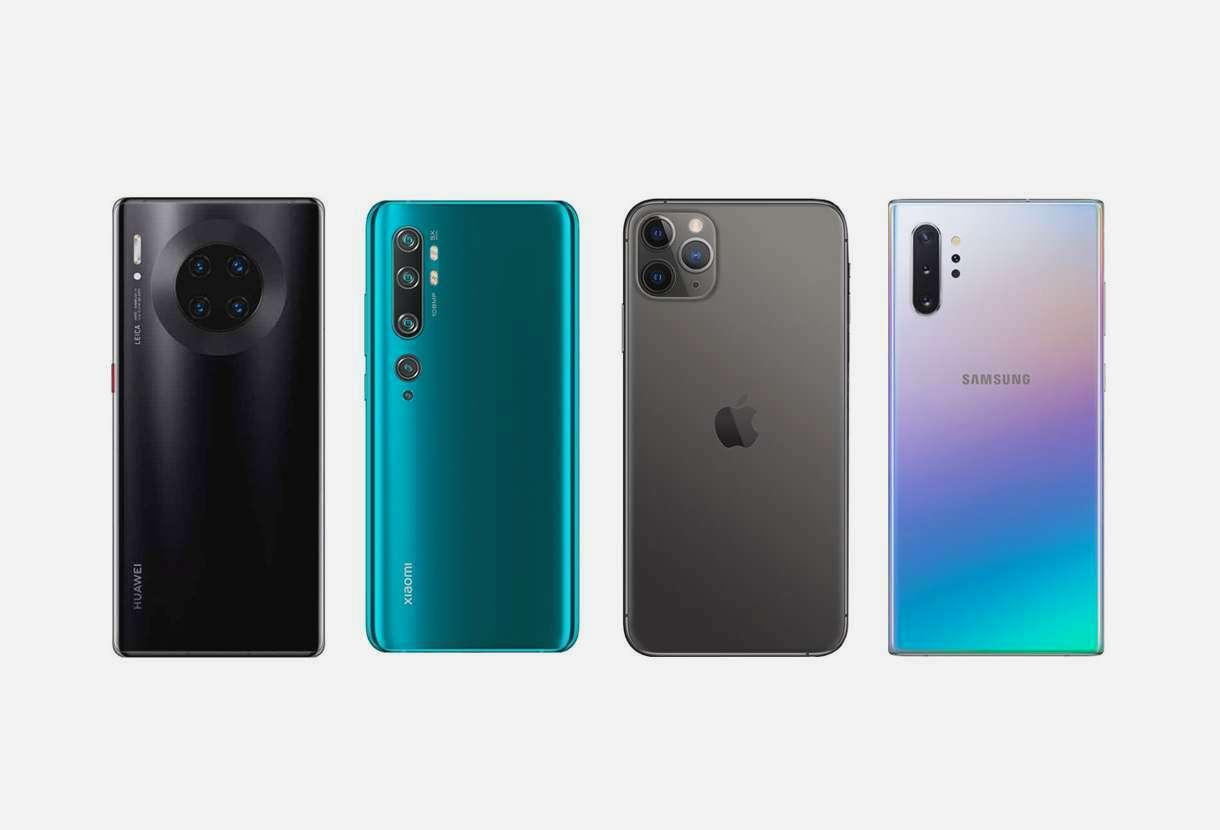 Smartphone dengan Kamera Terbaik 2019 (dxomark.com)