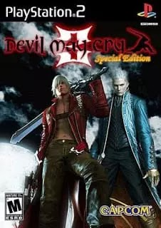 Devil May Cry 3 Dante's Awakening Special Edition NTSC [PS2]