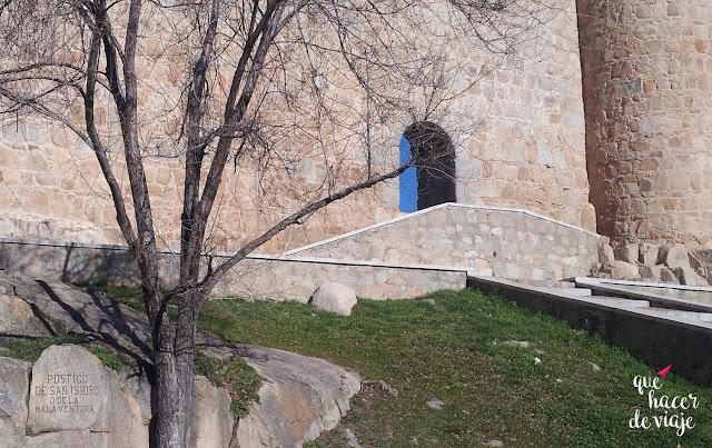 Póstigo de la Mala Ventura - Ávila