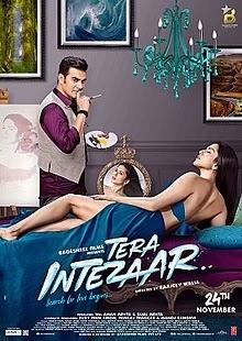Tera Intezaar 2017 Hindi 720p WEB-DL 750MB