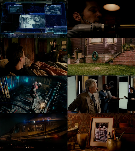 Ant Man 2015 Dual Audio 1080p BluRay