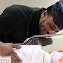 D'banj shares first photo of his newborn son, Daniel
