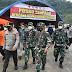 Kapoldasu, Gubsu dan Pangdam I/BB Tinjau Lokasi Longsor di Tapanuli Selatan