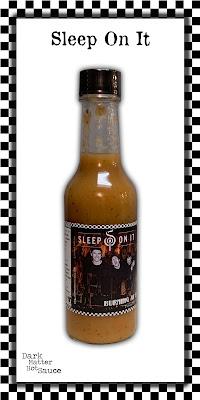 Burning at Both Ends hot sauce