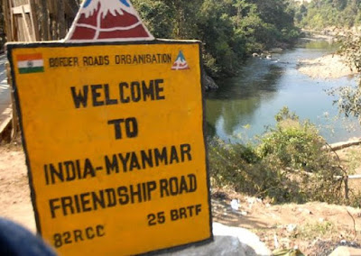 India Opens Border Crossing Points with Myanmar, Bangladesh