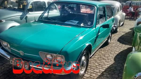 1974 VW Brasilia For Sale in The USA