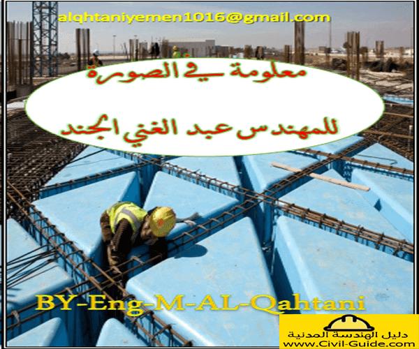 تحميل كتاب معلومة في الصورة للمهندس عبد الغني الجند pdf كامل