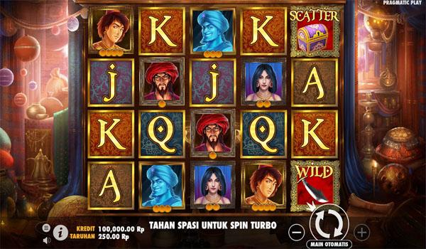Aladdin's Treasure - Slotpragmatic