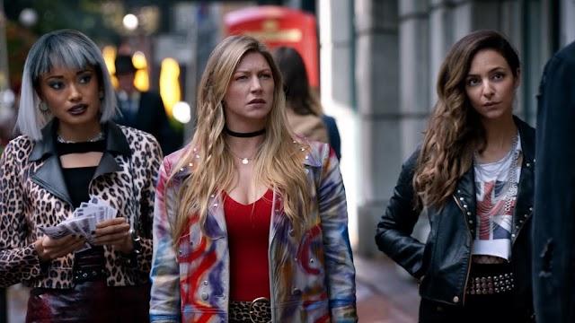 Todos buscan a Sara Lance en el estreno de la sexta temporada de DC's Legends Of Tomorrow