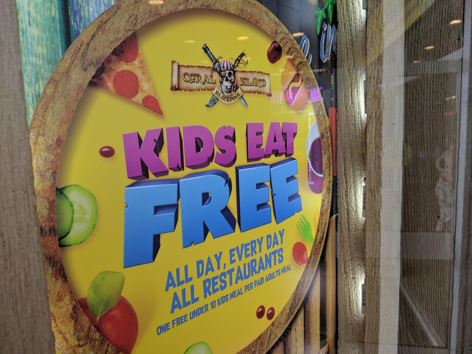 An A-Z Guide to Coral Island, Blackpool  - Kids Eat Free