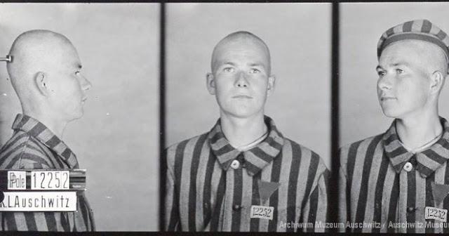 Auschwitz victim Artur Paraszewski 12 May 1942 worldwartwo.filminspector.com