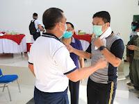 Menjaga Imunitas dan Sinergitas, Pangdam V Brawijaya, Pangkoarmada II dan Kapolda Jatim Olah Raga Bersama