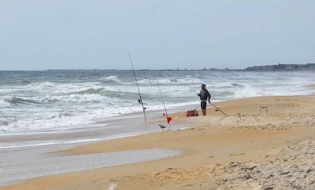 Spot Memancing Potensial di Pesisir Pantai Lamongan
