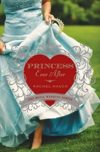 'PRINCESS EVER AFTER,' BY RACHEL HAUCK. Review of the second novel in the Royal Wedding romance series. All text © Rissi JC