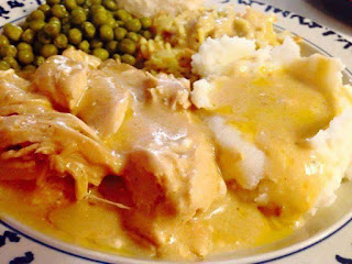 Easy Chicken ranch with a silky cream cheese chicken sauce