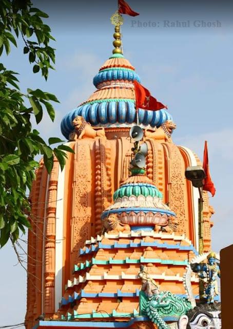 Maa Dhamarai Temple