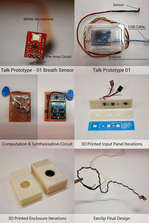 16-year-old Invents Device that Can Convert Breath to Speech