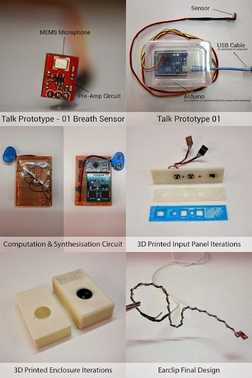 16-year-old Indian Student Invents A Device that Can Convert Breath to Speech | Read : http://thn.li...