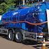 Prefeitura de Sarandi realiza entrega de caminhão de última geração para operação e manutenção de rede de esgoto no município
