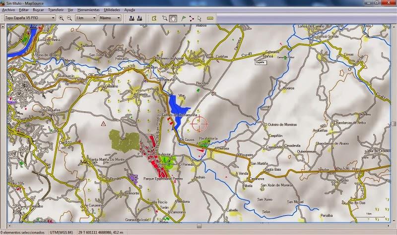 Garmin Topo Espana V5 Pro Unlocked Mapsource - techxsonar