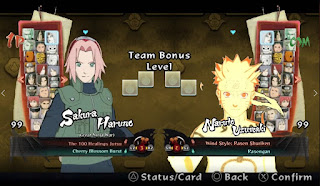 Naruto Ultimate Ninja Impact MOD Storm Trilogy Android [PPSSPP] 2020