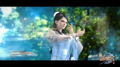 Mộ Vương Chi Vương Phần 4