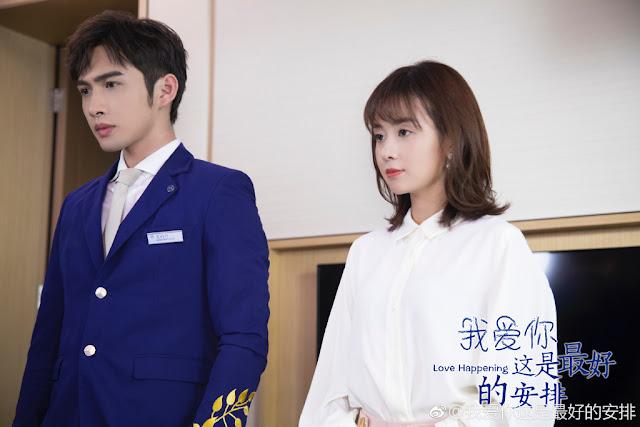 Love Happening Vin Zhang Zheng He Hui Zi
