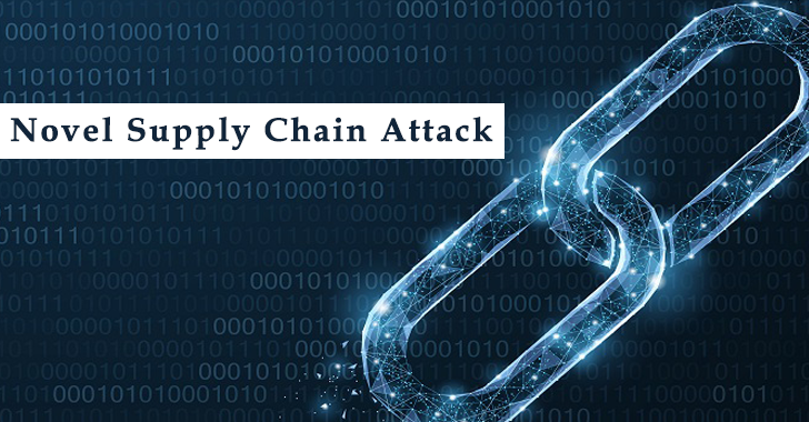 Novel Supply Chain Attack
