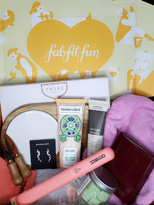 Review: FabFitFun Box Fall 2019