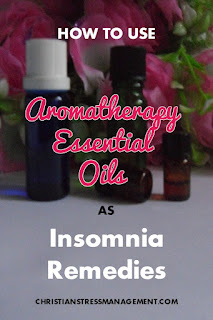How to use aromatherapy essential oils are insomnia remedies