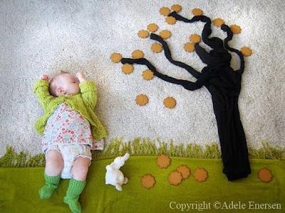 Ropa bonita de bebe
