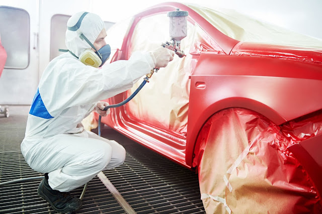 How Much It Costs To Get A Car Painted