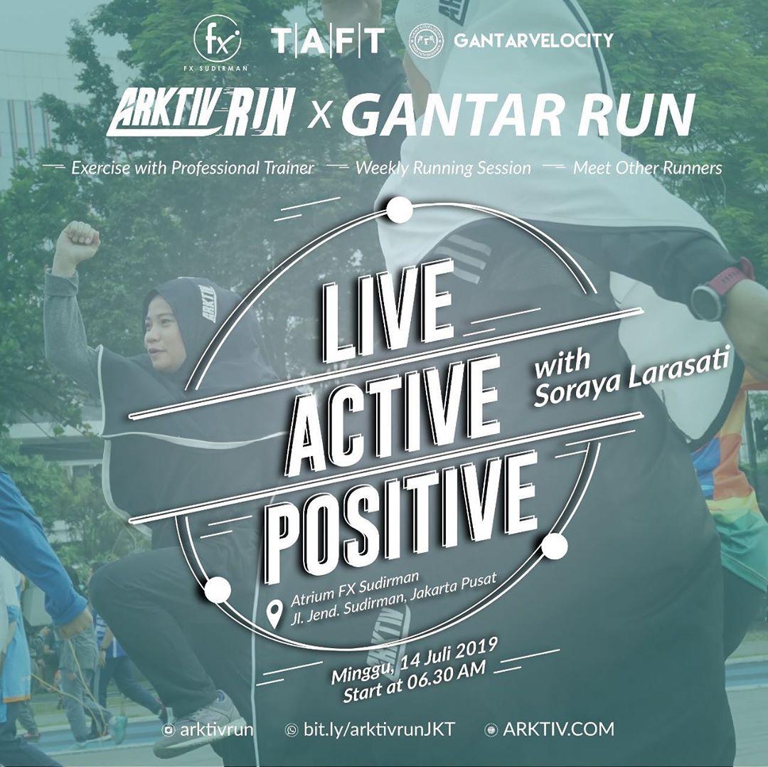 Arktivrun X Gantar Run • 2019