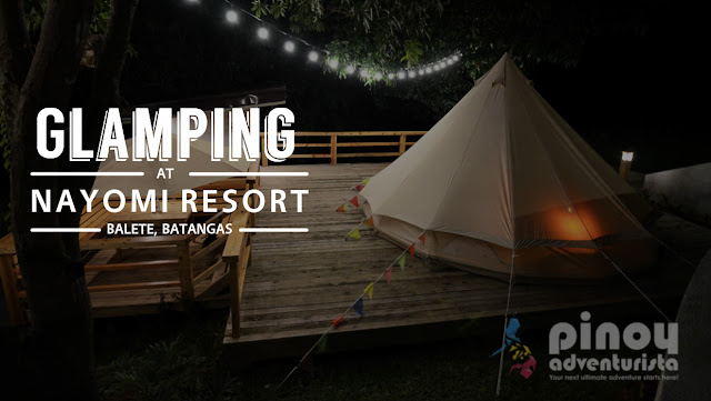 Glamping at Nayomi Sanctuary Resort Balete Batangas