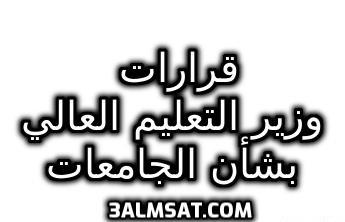 نفى وزير التعليم العالي إيقاف الدراسة بالجامعات المصرية