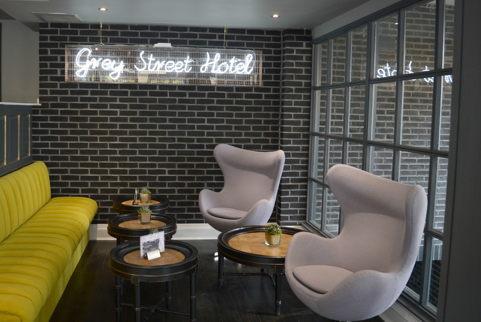 The Grey Street Hotel , Newcastle - a Boutique Hotel in the City Centre