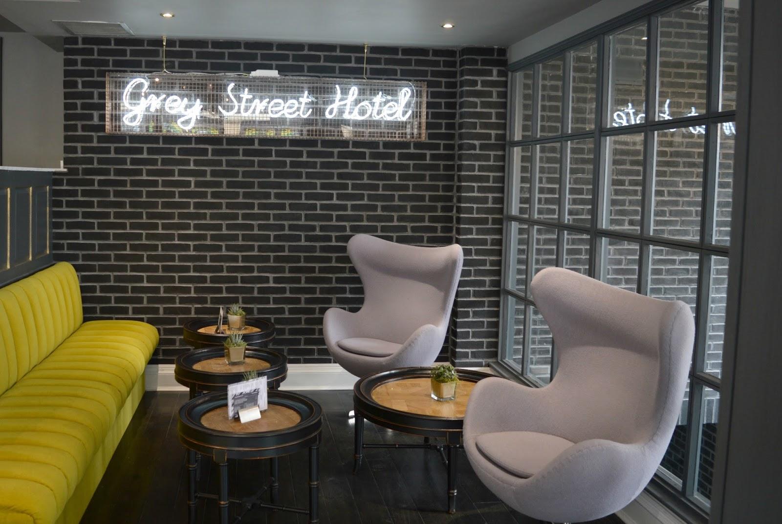 The Grey Street Hotel Newcastle