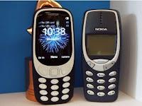 Inilah Tampilan Nokia 3310 Baru Review Harga, Spesifikasi, Keunggulan dan Kelemahan